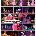ウサハナの虹色のパーティ