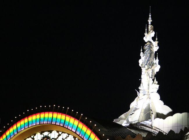 ピューロのタワー