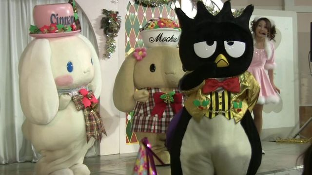 ピューロクリスマスパーティ